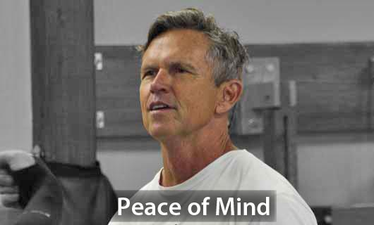 Peace of Mind from Martial Arts Classes