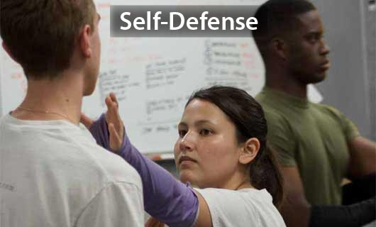 Self-Defense Classes for Adults