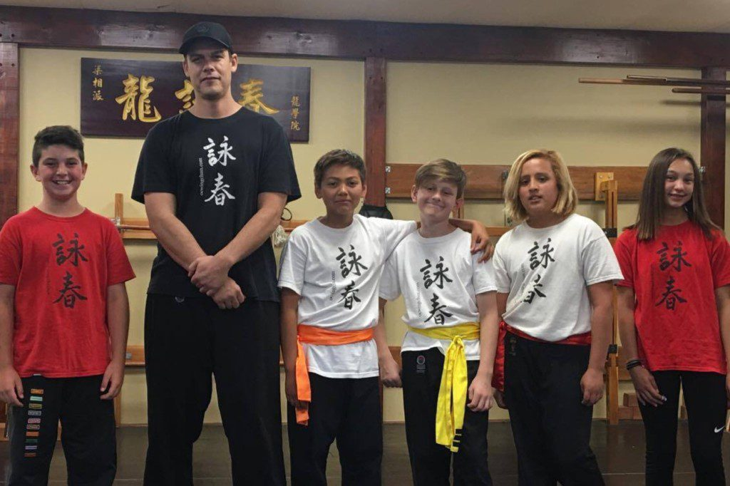 Teens Martial Arts