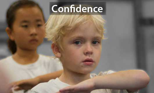 Kids Confidence: Building Confident Children with Martial Arts