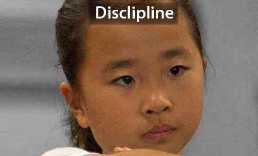 Discipline: Kids Martial Arts