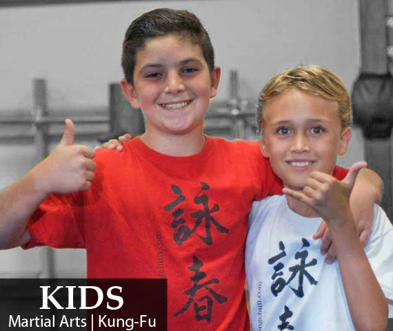 Kids Martial Arts / Kung Fu