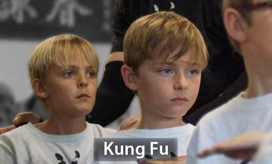 Kung Fu: Kids Classes