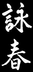 Wing Chun Characters