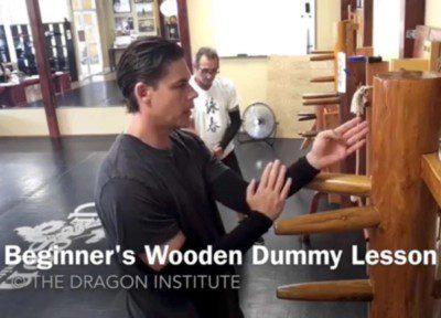Beginner's Wooden Dummy Lesson