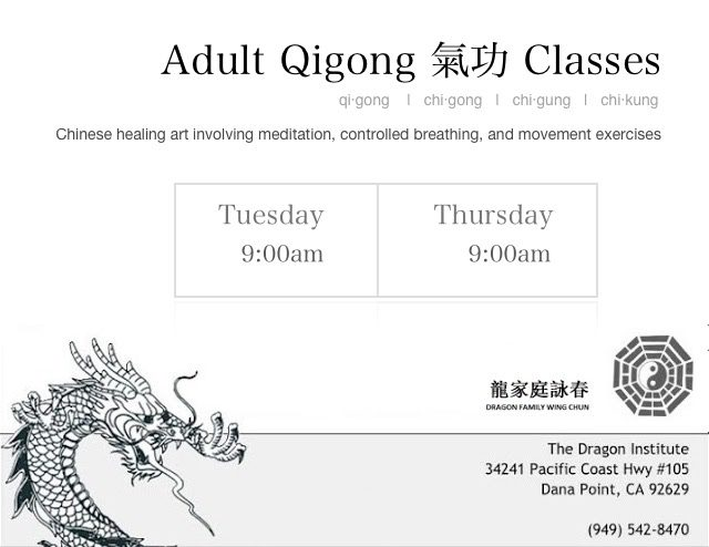 qigong dana point san clemente