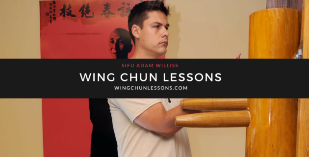 Wing Chun Lessons - Sifu Adam Williss